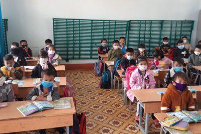 Kế hoạch đón học sinh đi học trở lại sau tết Tân Sửu