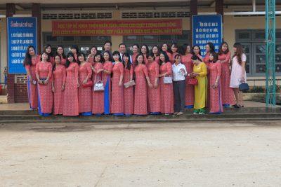 Hình ảnh hoạt động ngày Nhà giáo Việt Nam 20/11/2018